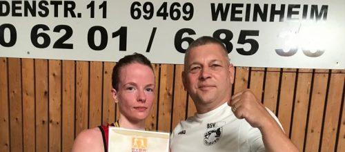 Zwei Baden-Württembergische Meister beim BSV